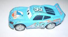 Disney Pixar Cars Dinoco Race Car 95