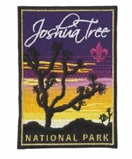 BOY SCOUT OFFICIAL JOSHUA TREE CALIFORNIA NATIONAL PARK JACKET PATCH CAMP TRADER