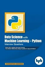 Data Science with Machine Learning -: Python Interview Questions by Narayanan