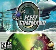 FLEET COMMAND  Naval PC Strategy Game  Win XP Vista 7 8  Brand New Sealed