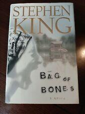 Bag of Bones by Stephen King (1998, Hardcover)