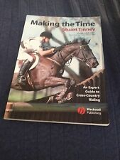 STUART TINNEY SIGNED BOOK, MAKING THE TIME. 1405102926