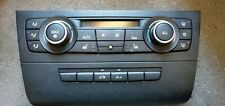 BMW 1-SERIES E88 123d 2010 COUPE A/C CLIMATE CONTROL SWITCH # 6411 9221852-05
