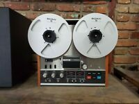 TEAC A-3300S Reel To Reel (4 Track) Refurbished and Works