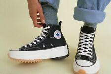 Converse JW Anderson Run Star Hike Hi Black Size 5 US - Sold Out Rare- Fashion