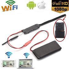 Mini Wireless 1080P Hidden Camera WiFi Module DVR Video IP P2P Recorder US99
