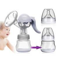 Baby Infant Kids Hand-type Breast Pump Milk Bottle Feeding Breast Pumps n
