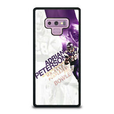 ANDRIAN PETERSON ACTION Samsung Galaxy Note 4 5 8 9 Case Cover