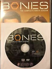 Bones - Season 9, Disc 2 REPLACEMENT DISC (not full season)