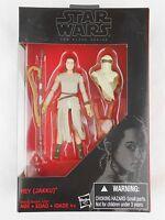 """Star Wars 3.75"""" Black Series REY (JAKKU) Force Awakens NEW NIP"""