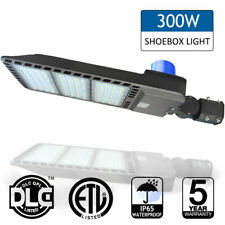 300Watt LED Street Lights - Commercial Residential Area Pathway Security Light