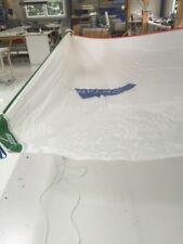 Gennacker ca. 25.50m², VL: 8.40m, AL: 7.40m, UL: 3.95m, Farbe: weiß