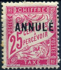 FRANCE TYPE TAXE COURS INSTRUCTION N° 32CI1 NEUF * AVEC CHARNIERE A VOIR