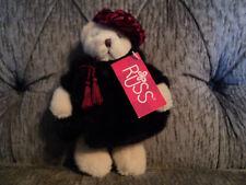 "Russ Sasha Bear lady plush with tag 8"""