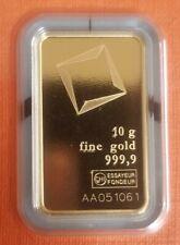 10 gram Valcambi Gold Bar