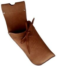 TRADITIONAL LEATHER SIDE/HIP ARROW QUIVER AQ114 R/H