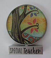 cc Special Teacher TREE OF LIFE miniature figurine Ganz