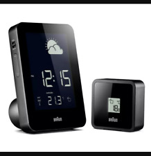 Braun Weather Station - NEW EX DISPLAY BOXED - rrp £80
