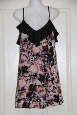 Womens size 10 cute summer mini dress made by LADAKH
