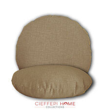MULTICOLOR cuscino arredo sfoderabile rotondo - CFP Home Collections