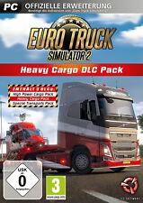 Euro Truck Simulator 2: Heavy Cargo DLC Pack (PC, 2017)