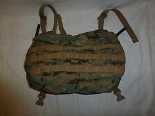 USMC ILBE Woodland Digital MARPAT Main Pack Lid Dust Cover Arc'teryx GEN 2