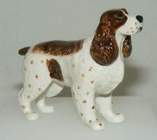 Klima Miniature Porcelain Animal Figure Springer Spaniel M182
