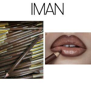 IMAN PERFECT LIPLINER PENCIL CASHMERE (BROWN) 1.5G **BRAND NEW** (PACK OF 2)