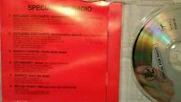 COMPILATION - PROMO VIRGIN FOR RADIO ( COCCIANTE CARENA USTMAMO...). CD