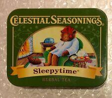 NEW 2016 COLLECTIBLE TIN Celestial Seasonings Sleepytime