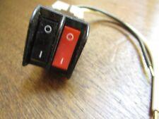 interrupteur 12/220 volts frigo camping-car-caravane