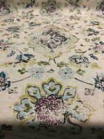P Kaufmann Relic Amethyst Cotton Upholstery Fabric By The Yard