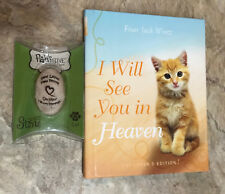 Cat Loss - Book and Stone