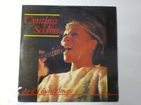 Cynthia Schloss-As If I Didn't Know Vinyl LP UK COPY