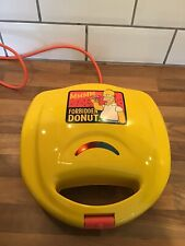 The Simpsons Doughnut Maker Used