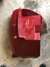 1994 International 4700 Quarter Fender Red Used Driver Side