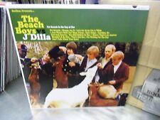 Beach Boys vs J Dilla Pet Sounds LP NEW vinyl