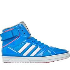 Womens ADIDAS SPACE DIVER W Blue Hi Top Trainers Q21306 RRP £71.99