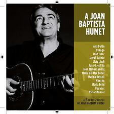TRIBUTO A JOAN BAPTISTA HUMET-CD