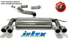 Audi A3 Sportback 8P 2.0TFSi Stainless Steel Jetex Exhaust System 40DH3DTR 03 On
