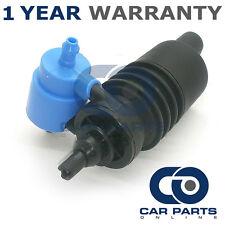 Para Volkswagen Polo (1999-2015) Delantero Y Trasero Doble Salida Parabrisas Washer Pump