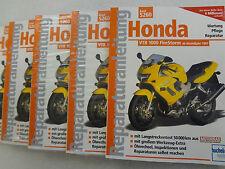 Reparaturanleitung Buch, HONDA VTR1000 F Fire Storm SC36 ab 1997, Band 5260