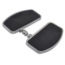 Chrome Mini Floorboards For Harley Dyna,Honda,Yamaha Front or Rear Foot Boards