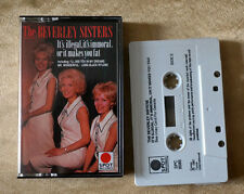 The Beverley Sisters It's illegal, It's Immoral or it makes you fat, cassette