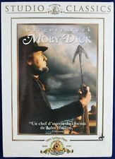 DVD MOBY DICK - 1956 - GREGORY PECK /  JOHN HUSTON NEUF