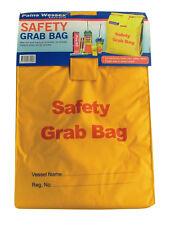 BOAT CARAVAN RV SAFETY GRAB BAG 60cm x 30cm