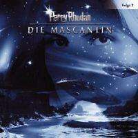 PERRY RHODAN: FOLGE 2 - DIE MASCANTIN  CD NEW