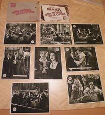 Night at the Opera (1935) Marx Brothers MGM Original  Movie Spanish Lobby Cards
