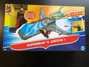 Batman Justice League Action Superman And Justice 1 Vehicle