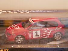 RICKO ALFA 147 ( CUP VERSION ) RACING RED ART.32136 1:18 NEW